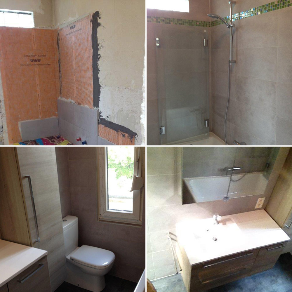 Renovatie badkamer (Mortsel) | Zanza.be | Zanza.be